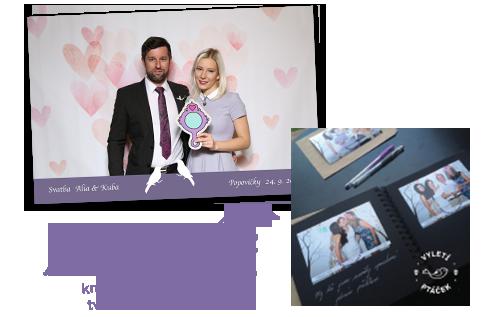 Memorybook | Fotobudka Vyletí ptáček